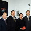 April 2007, Meeting with Congresswoman Nydia M. Velázquez.